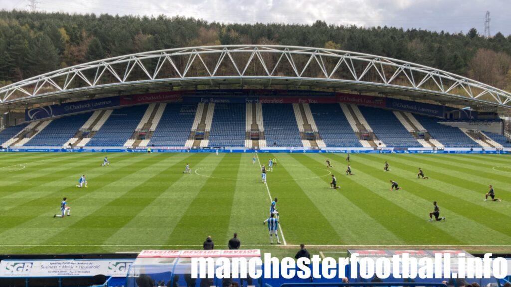 Huddersfield Town vs Rotherham United - Saturday April 10 2021