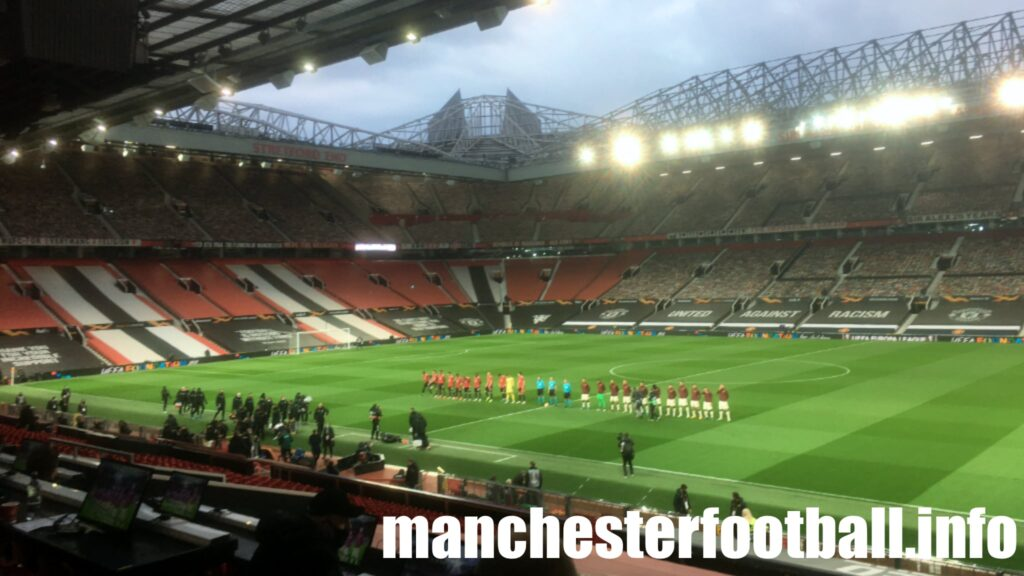 Manchester United vs AS Roma Thursday April 29 2021