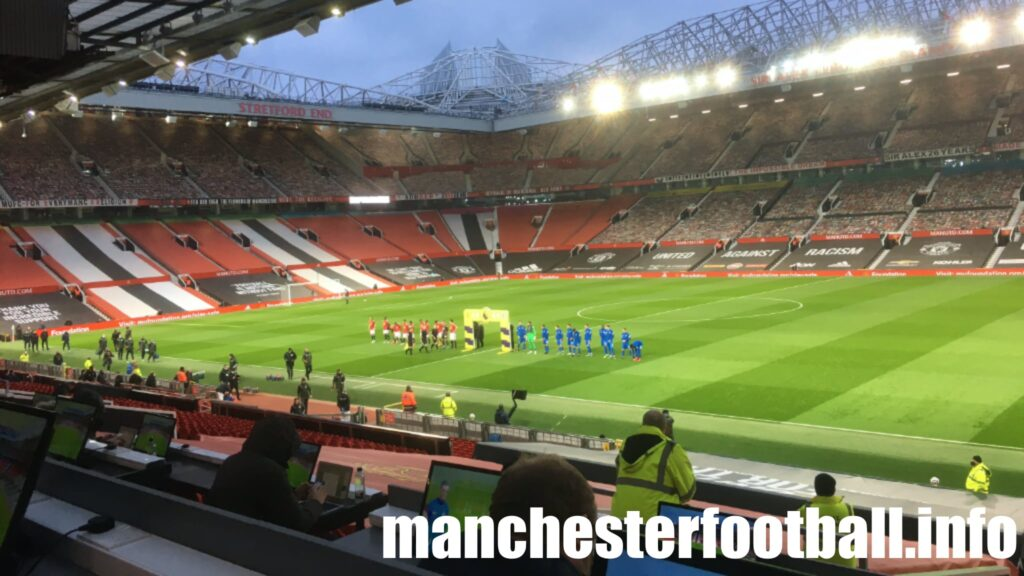Manchester United vs Brighton - Sunday April 4 2021