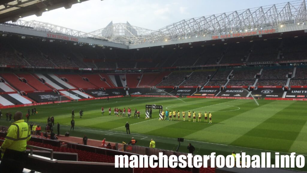 Manchester United vs Burnley Sunday April 18 2021