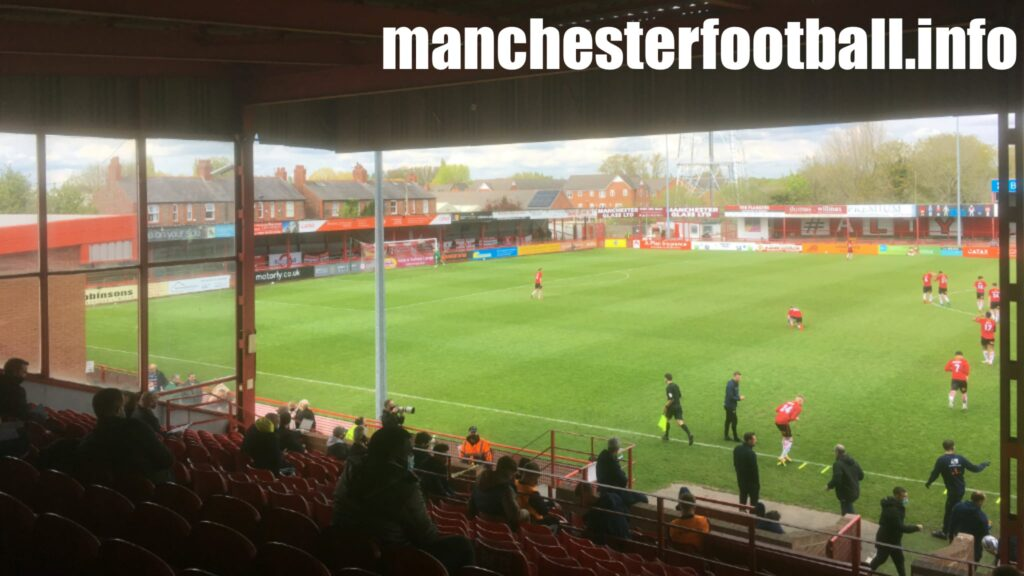 Altrincham 1, Notts County 1 - Saturday May 1 2021