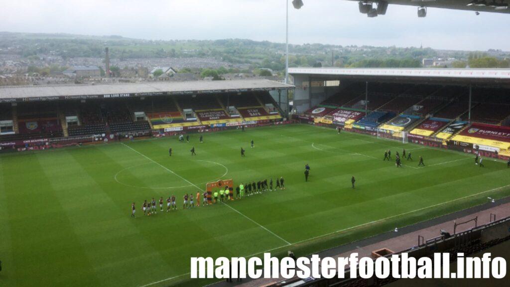 Burnley 0, Leeds United 4 - Saturday May 15 2021