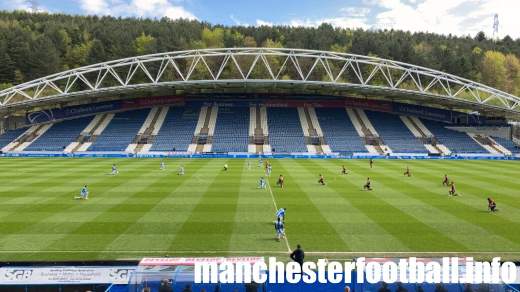 Huddersfield Town vs Coventry City Saturday May 1 2021