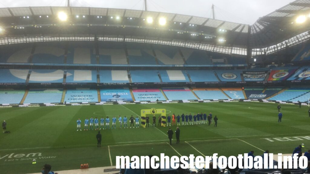 Manchester City vs Chelsea - Saturday May 8 2021