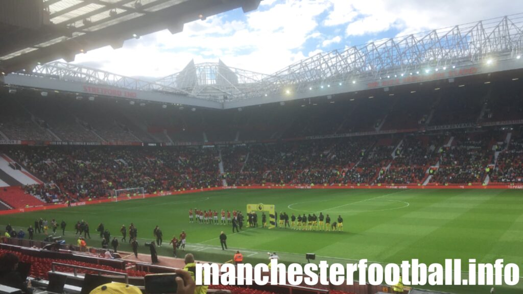 Manchester United vs Fuham Tuesday May 18 2021