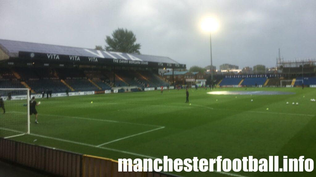 Stockport County vs Dagenham and Redbridge Tuesday May 11 2021