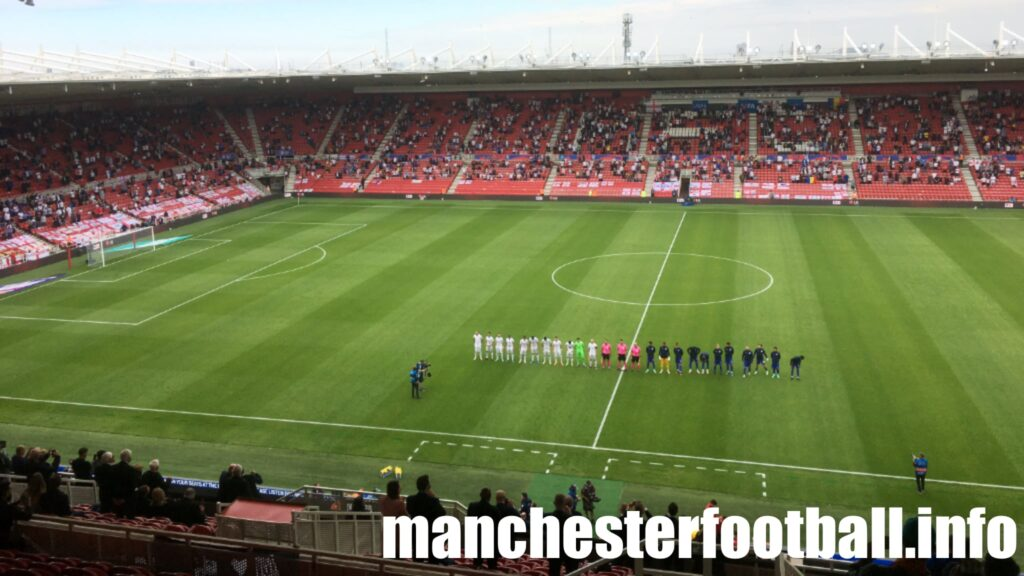 England vs Romania - Riverside Stadium Friendly - Sunday June 6 2021