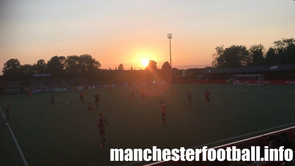 Hyde United vs Fleetwood Town U23 - Tuesday July 20 2021