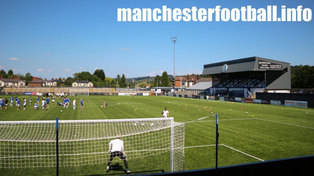 Macclesfield Town vs Stalybridge Celtic Saturday July 18 2021 - Macclesfield Town Stadium