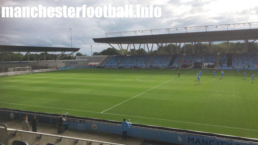 Manchester City vs Barnsley at the CFA - Saturday July 31 2021