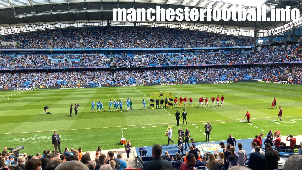 Manchester City 5, Arsenal 0 - Saturday August 28 2021