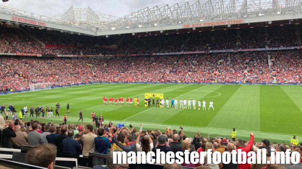 Manchester United vs Leeds United - Saturday August 14 2021