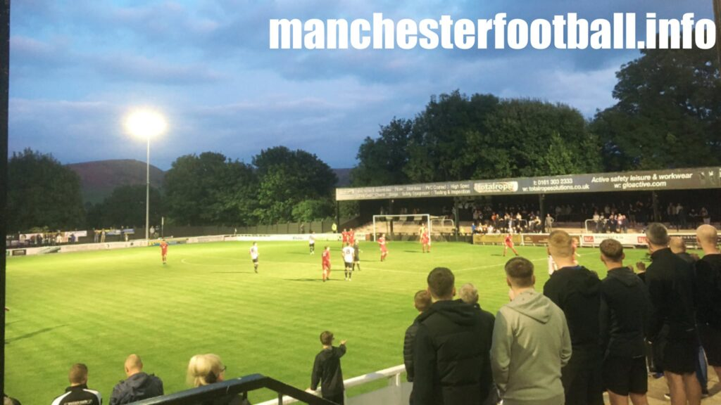 Mossley vs Lower Breck FA Cup