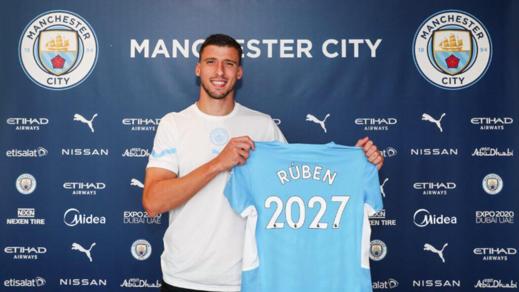 Ruben Dias 2027