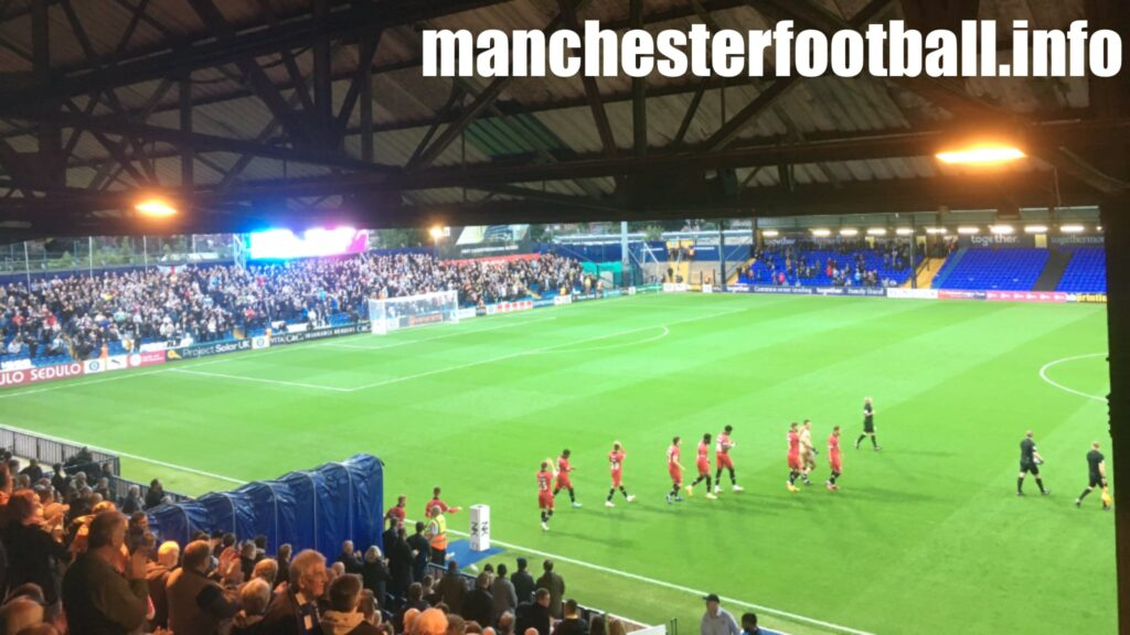 Stockport County vs Grimsby Town - Tuesday August 31 2021