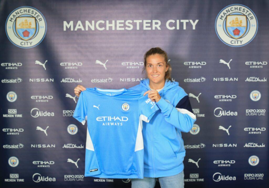 Filippa Angeldahl joins Manchester City Women