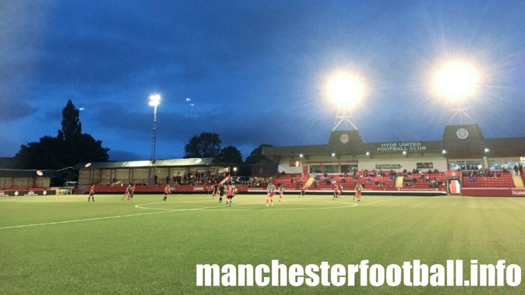 Hyde United vs Stafford Rangers - Tuesday September 14 2021