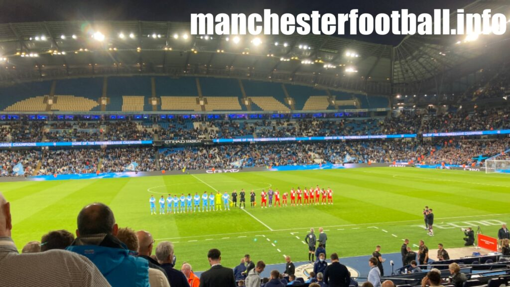 Man City vs Wycombe Wanderers - Lineups