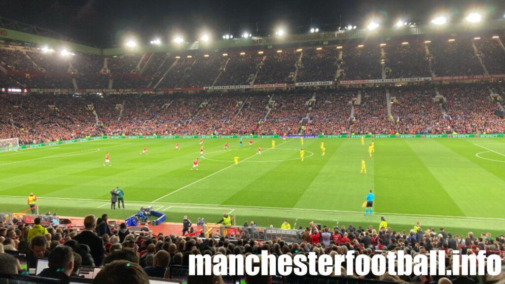 Man Utd vs Villarreal Wednesday September 29 2021
