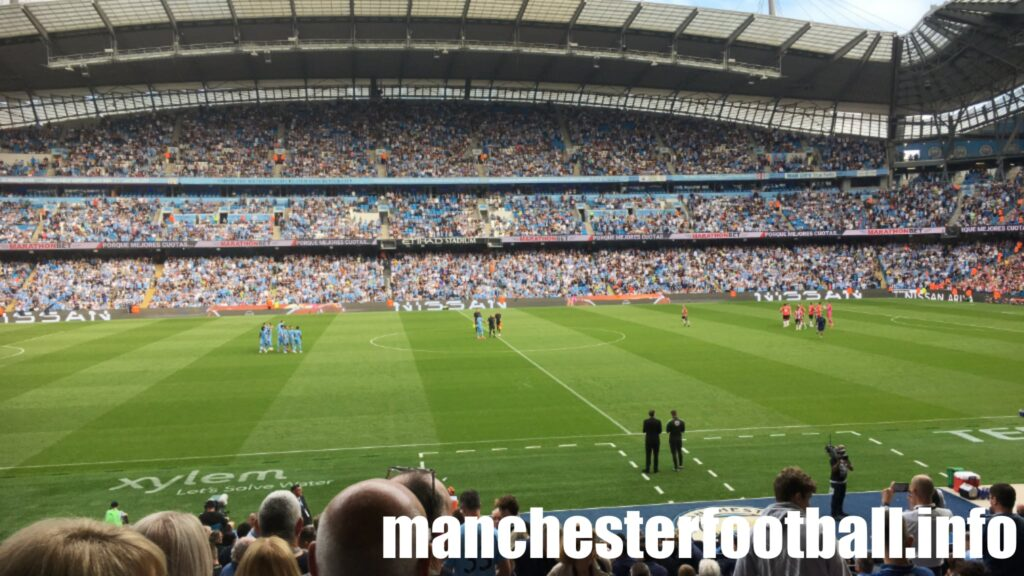 Manchester City vs Southampton - Saturday September 18 2021
