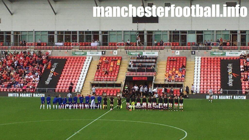 Manchester United Women vs Arsenal Women - Sunday September 26 2021