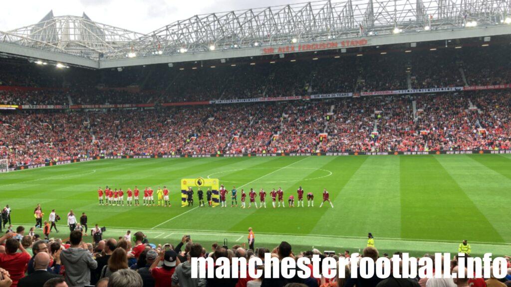 Manchester United vs Aston Villa - Saturday September 25 2021