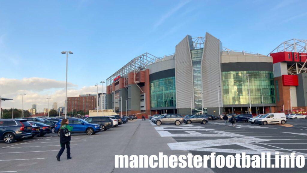 Manchester United vs Villarreal - Old Trafford - Wednesday September 29 2021