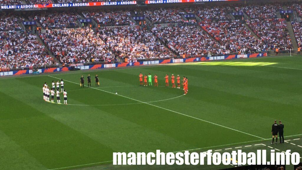Remembering Fallen Heroes - England vs Andorra - Sunday September 5 2021