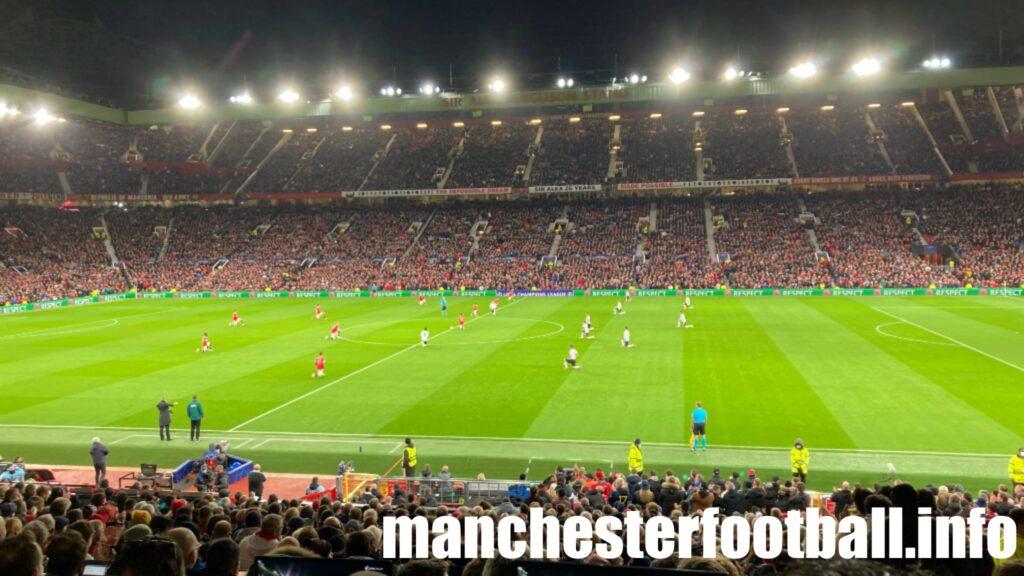 Man Utd 3, Atalanta 2 - Players take the knee