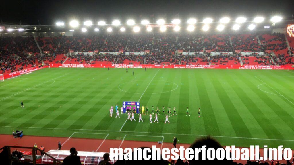 Stoke City vs Bournemouth - Britannia Stadium - Tuesday October 19 2021